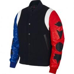 Bunda Nike Air Jordan Sport DNA Varsity - AT9958 010